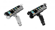 Buy Universal 360 Adjustable Car Mount Holder Stand & USB Car Charger Mobile at Shopper52