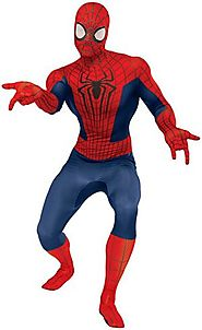 Authentic Spiderman Costumes For The Adults