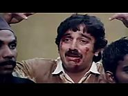 Sadma - last scene of movie
