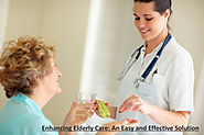 Enhancing Elderly Care: An Easy and Effective Solution