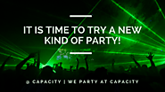 It is Time to Try a New Kind of Party!
