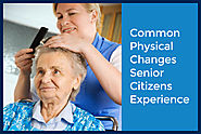 Common Physical Changes Senior Citizens Experience