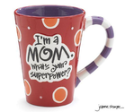 Funny New Mom Coffee Mug