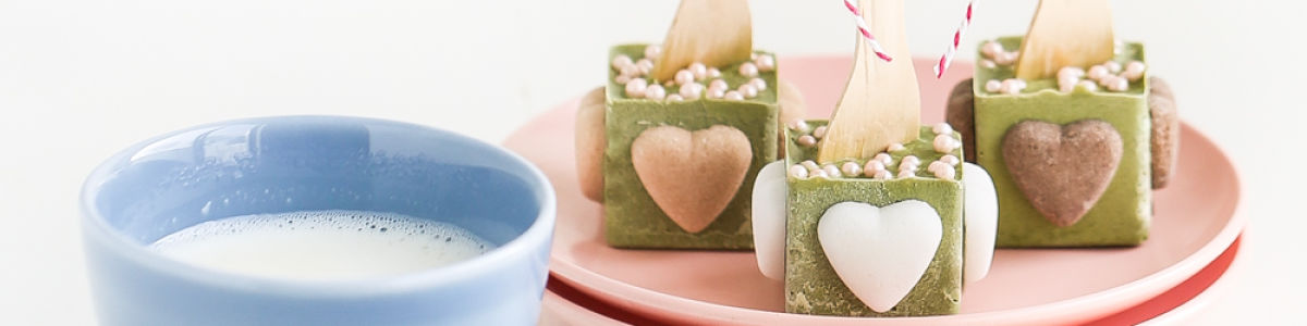 Headline for Matcha May: 10 DIY Crafts Made with Matcha