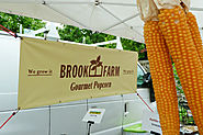 Brook Farm Popcorn