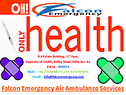 Metropolitan Emergency Air Ambulance Service in Aurangabad