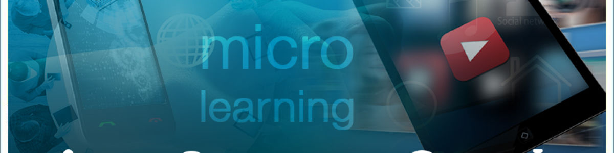 Headline for Top Microlearning Articles worth reading by EI Design
