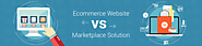 Top 5 Differences Between An Ecommerce Website And A Marketplace Solution