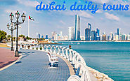 Things to do in Dubai excursions