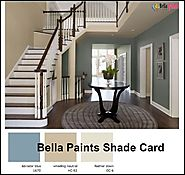 Interior Paints With Bella Coating Paint