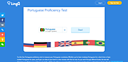 Portuguese proficiency test free online. How many words do you know?