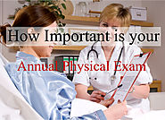 How Important is your Annual Physical Exam