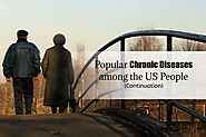 Popular Chronic Diseases among the US People (Continuation)