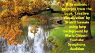 Affirmations : Excerpts from the book 'Creative Visualization' by Shakti Gawain - YouTube