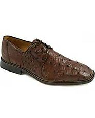 Exotic Gator Shoes - A Luxurious Footwear