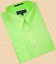 Get An Incredibly Stylish Appearance In Lime Green Dress Shirt