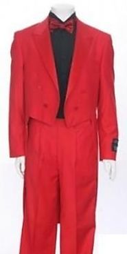Make Your Deal Easier With SuitUSA By Purchasing Red Tux Jacket