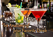 The Anatomy of your Favorite Drink