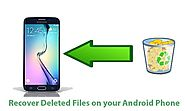 How to Retrieve your Lost Data from Android Device