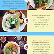 10 Reasons Why Brunch Is The Best Meal Of The Day!