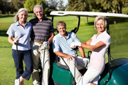 Playing golf with Arthritis