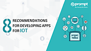8 Recommendations for Developing Apps for IoT