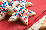 Yummy And Delicious 4th of July Desserts - 4th of July Cakes And Cookies