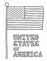Download Printable 4th Of July Coloring Pages - Fourth Of July Coloring Pages