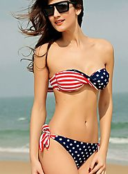 4th Of July Outfits For Men And Women - Sexy Fourth Of July Bikini Pics
