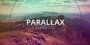 Parallax Slideshow Template