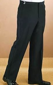 Impressive Black Tuxedo Pants For A Bold Personality