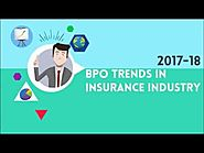 2017-18 BPO Trends for Insurance Industry