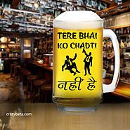Beer Mugs Online- Personalize It in Your Own Way with Excellent Deals