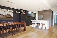 Private Residence Hawthorn - Timber Flooring Project | Woodcut