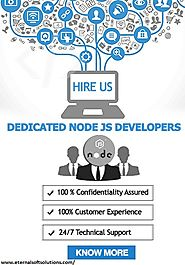 Hire Node.JS Developers in India