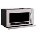 LG Electronics 2.0 cu. ft. Over-the-Range Microwave in Stainless Steel-LMHM2017ST at The Home Depot