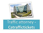 Traffic attorney - Catraffictickets