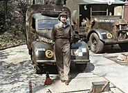 1. Queen Elizabeth II served as a mechanic during world war II.