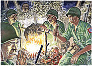 6. The Japanese troops ate their POW's ALIVE during WW II.