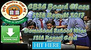 CBSE Board Class 12 Result 2017 India School Wise 12th Report Card PDF