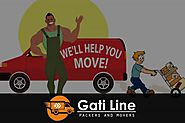 Service From Best Packers and Movers Company by Gati Line Packers and Movers
