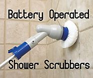 Best Battery Operated Shower Scrubber & Bathroom Scrubber Reviews