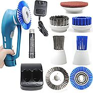 Best Battery Operated Bathroom Scrubbers - Power Scrubber Bathroom Cleaning