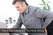 The 5 Side Effects Of Too Much Sitting
