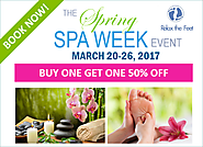 Events | Relax The Feet in Chesapeake & Virginia Beach, VA