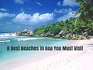8 Best Beaches in Goa You Must Visit -Help Traveler Online