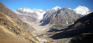 Khatling Glacier Trek - Biggest glaciers of Himalayas