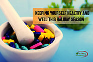 Quick Guide: Keeping Yourself Healthy and Well This Holiday Season
