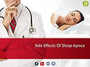 Sleep Apnea and It's Side Effects by desiredsleep - issuu