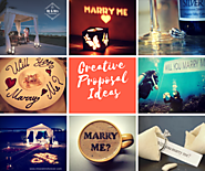 Creative Proposal Ideas